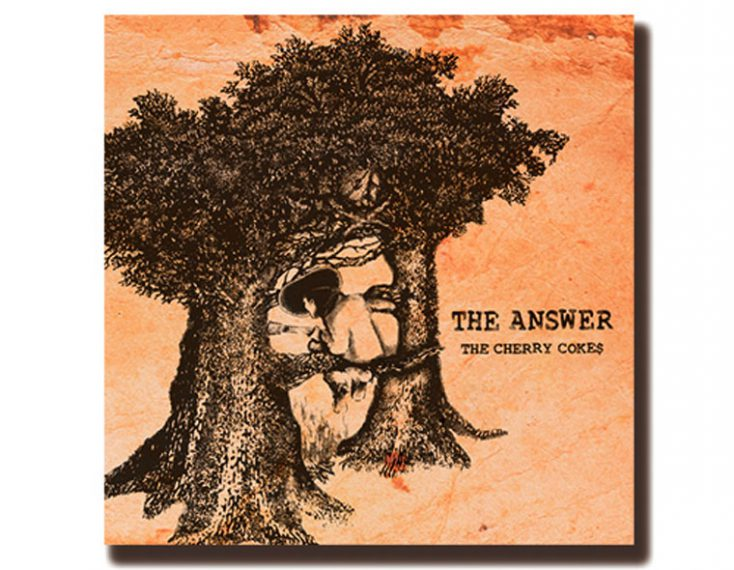 『THE ANSWER』 NOW ON SALE/2,800yen