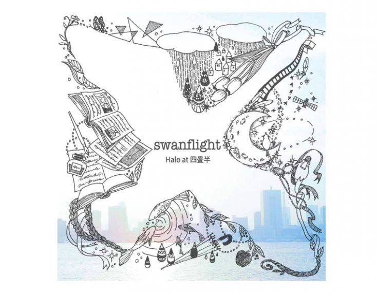 『swanflight』NOW ON SALE/3,000yen