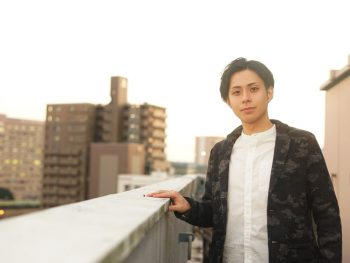 《MUSIC INTERVIEW/林部智史》