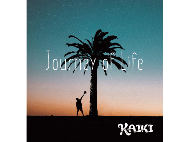 『Journey of life』 NOW ON SALE/3,000yen