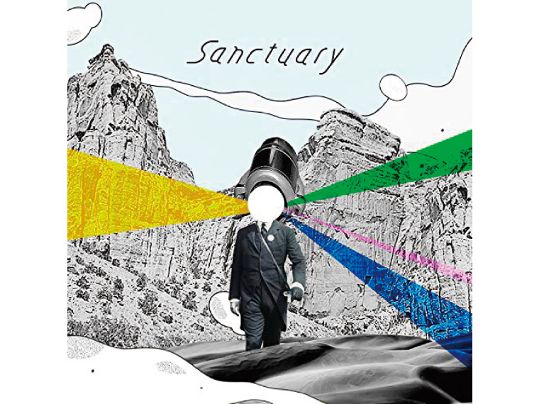 『Sanctuary』 NOW ON SALE/3,240yen