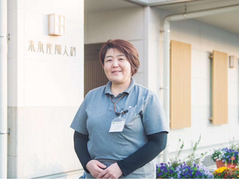 【TANKUMA SPECIAL INTERVIEW】末永産婦人科医院 師長 助産師/リンパ浮腫複合的治療技術者・末永 明子さん